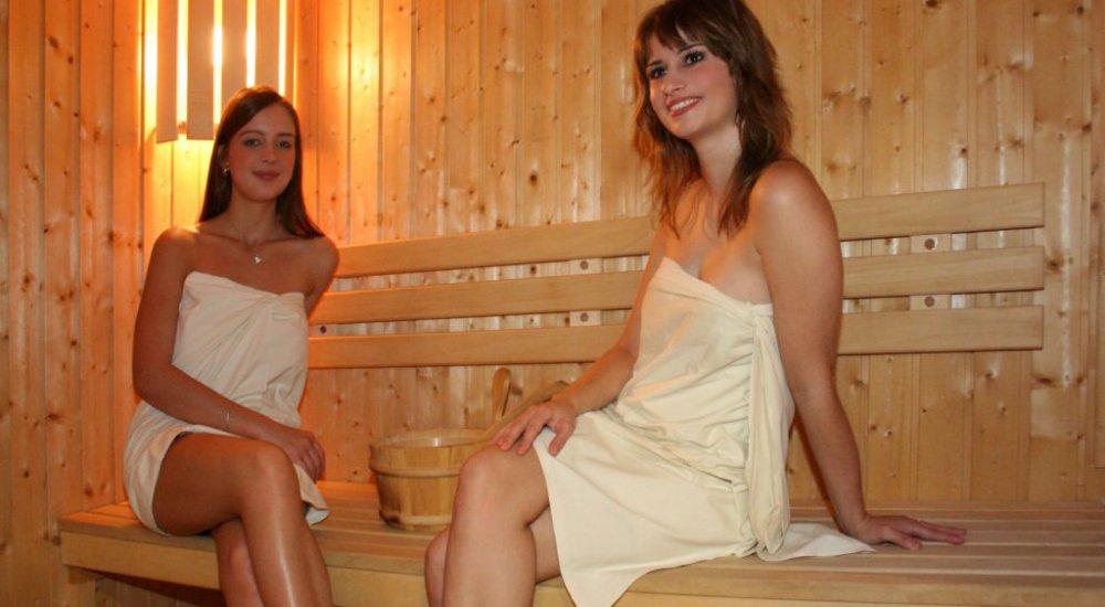 fínska sauna wellness hotel remata