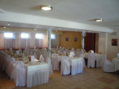 svadba horský hotel remata