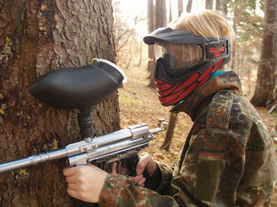 paintball horsky hotel remata