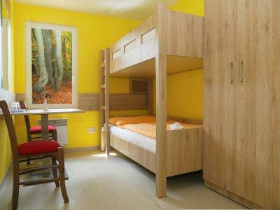 turistická ubytovňa izba