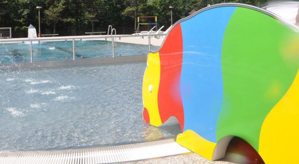 detský bazén Horský hotel Remata